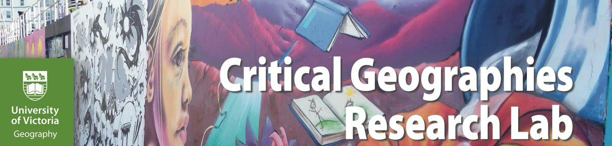 Critical Geographies Research Collaboratory